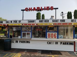 Wisconsin Drive-Ins: Charlie's in Hortonville