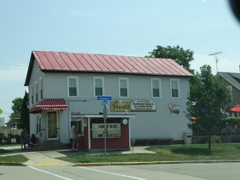 Wedl's Hamburger Stand, Jefferson