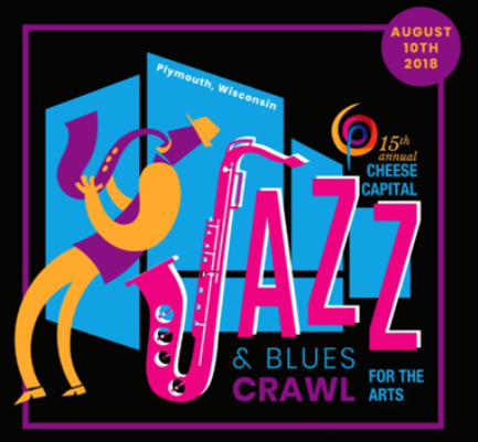 Plymouth Cheese Capital Jazz & Blues Crawl for the Arts