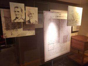 Museum level at the Kohler Design Center,