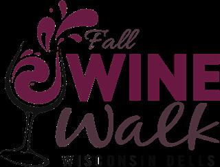 Wisconsin Dells Fall Wine Walk