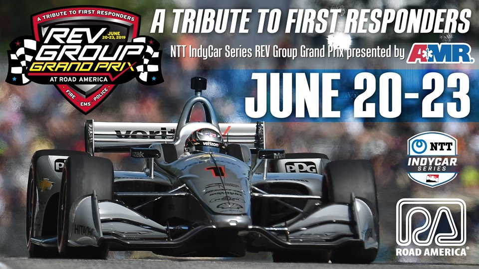 Road America REV Group Grand Prix 2019