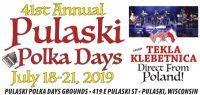 Wisconsin Weekend: Pulaski Polka Days