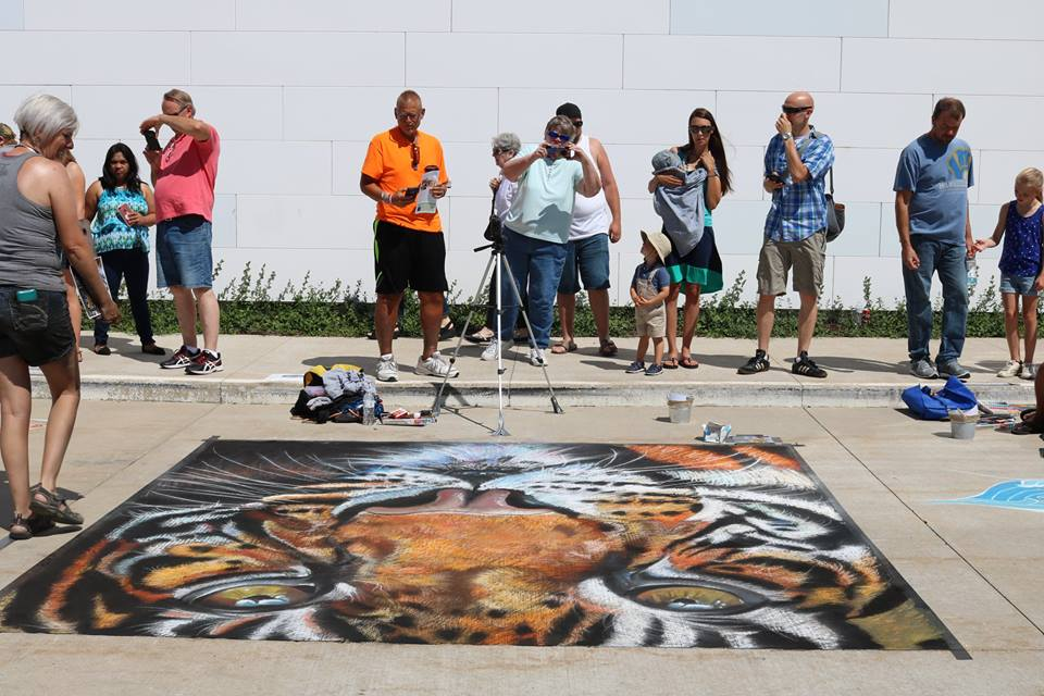 West Bend Art & Chalk Fest