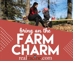 Real Racine Farm Charm