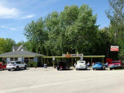Mullins Short Stop Drive-In, Columbus, Wisconsin