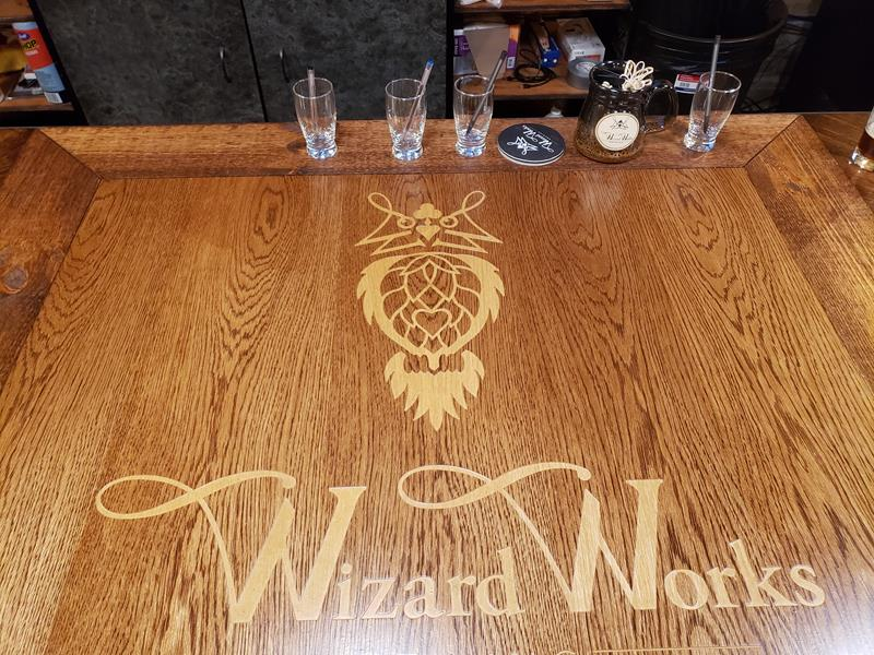 Wizard Works Brewing, Milwaukee, Wisconsin