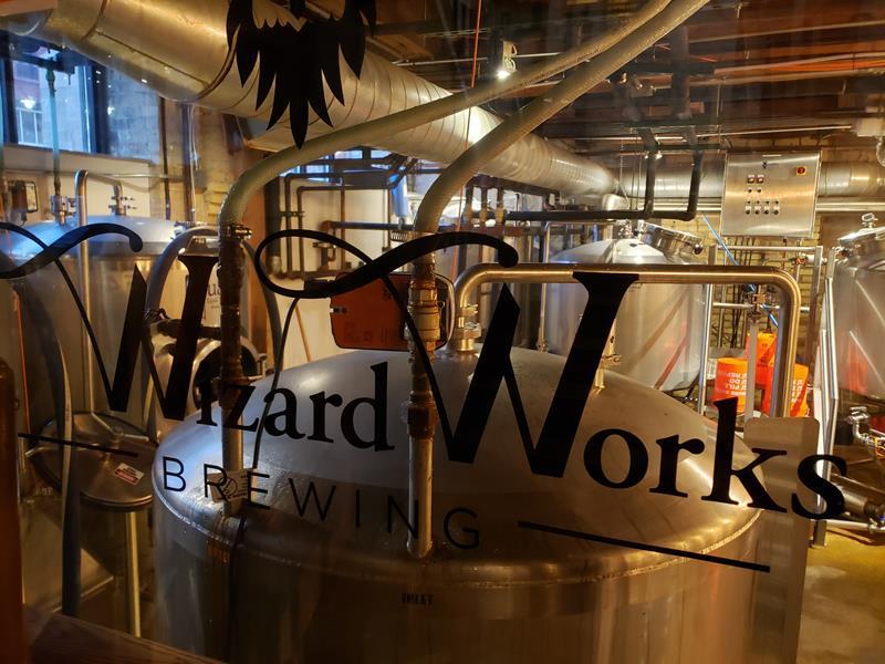 Wizard Works Brewing, Milwaukee