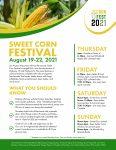 Wisconsin Weekend: Sun Prairie Sweet Corn Festival