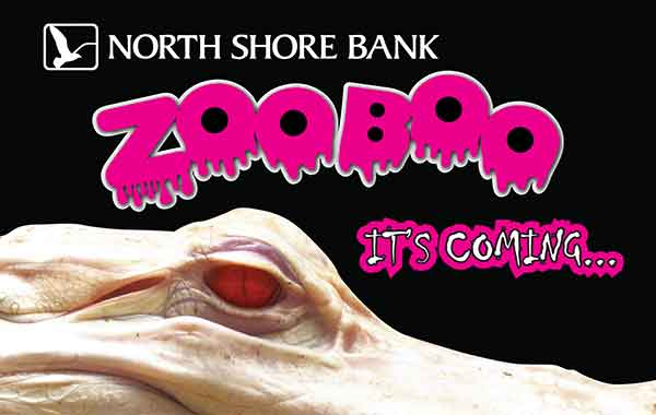 NEW Zoo Boo, Fridays and Saturdays from October 9-31, 2020 at the NEW Zoo in Green Bay, Wisconsin