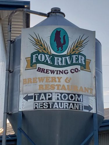 Fox River Brewing Company, Oshkosh, Wisconsin