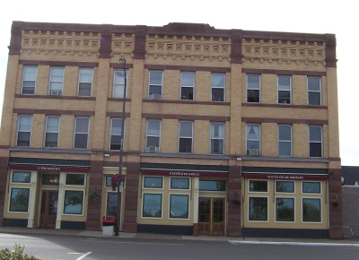 Ashland's South Shore Brewery location, just off U.S. 2 and Highway 13