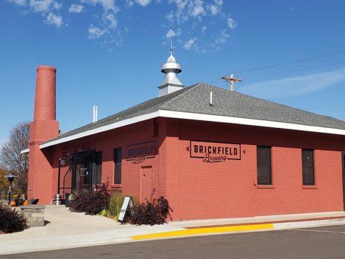 Brickfield Brewing Company, Grantsburg, Wisconsin