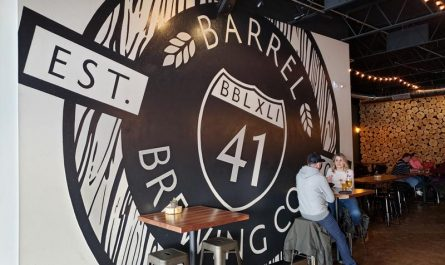 Barrel 41 Brewing Company, Neenah, Wisconsin