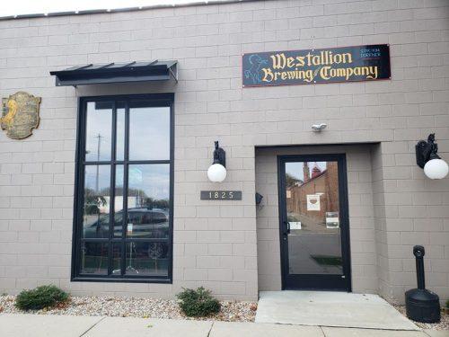 Westallion Brewing Company, West Allis, Wisconsin