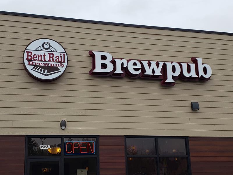 Bent Rail Brewpub, Westfield, Wisconsin