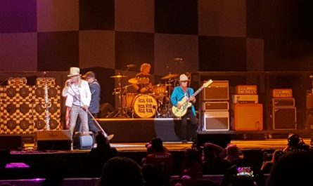 Best Road Trip Tunes on a State Trunk Tour: We love cranking Cheap Trick on the road!