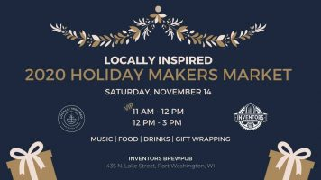 Port Washington 2020 Holiday Makers Market