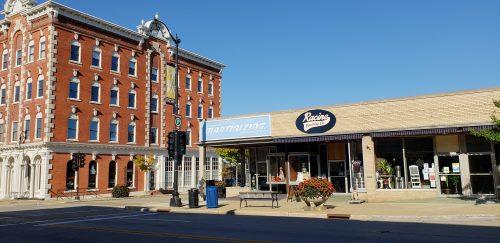 Racine Brewing Company, along Highway 32/Main Street in Racine, Wisconsin