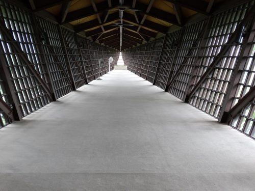 The Infinity Room at House on the Rock, Spring Green, Wisconsin