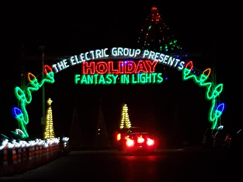 Holiday Fantasy in Lights, Madison, Wisconsin