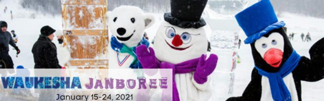 Waukesha JanBoree, January 15-24, 2021