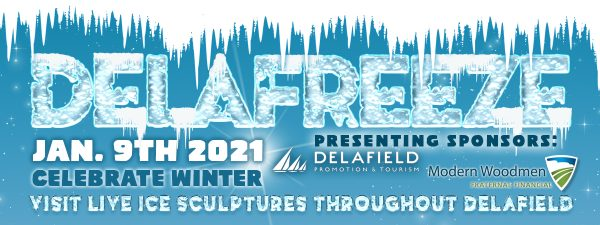 Delafreeze in Delafield, Wisconsin, Saturday, January 9, 2021