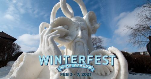 Winterfest in Lake Geneva, February 3-7, 2021