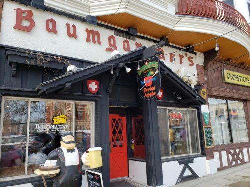 Baumgartner's Cheese Store & Tavern, Monroe, Wisconsin