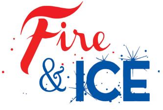 Fire & Ice Festival, Sturgeon Bay, Wisconsin