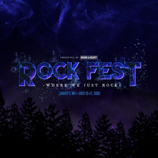 Rock Fest, Cadott, Wisconsin, July 15-17, 2021