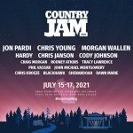 Country Jam, Eau Claire, Wisconsin, July 15-17, 2021