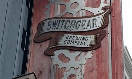 SwitchGear Brewing Company, Elkhart Lake, Wisconsin