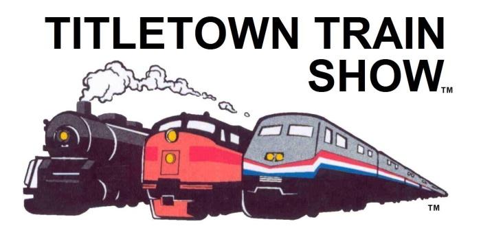 Titletown Train Show, Green Bay, Wisconsin