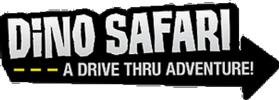 Dino Safari logo, small