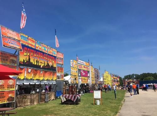 Elkhorn Ribfest, Elkhorn, Wisconsin