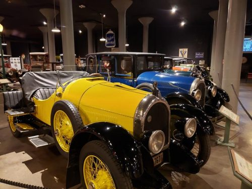 Classics at the Wisconsin Automotive Museum, Hartford, Wisconsin