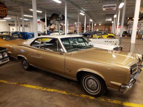 A 1967 AMC, made in Kenosha, at the Wisconsin Automotive Museum, Hartford, Wisconsin