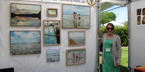 Sturgeon Bay Fine Art Fair in Sturgeon Bay, Wisconsin