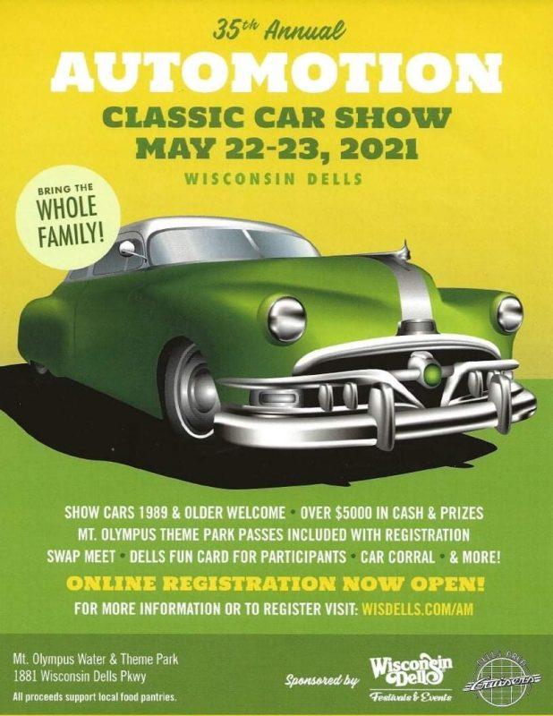 Automotion in Wisconsin Dells