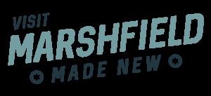 Visit Marshfield logo for Marshfield, Wisconsin