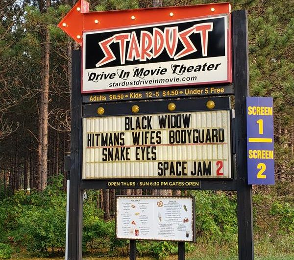 Check out flicks under the stars at these Wisconsin Drive-In Movie Theaters!
