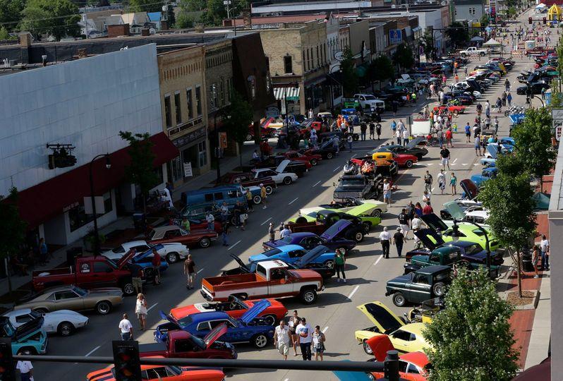 Hub City Days in Marshfield, Wisconsin