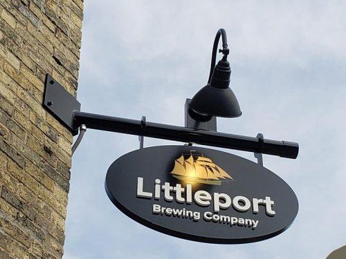 Littleport Brewing Company, Racine, Wisconsin
