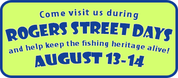 Wisconsin Weekend: Rogers Street Days at Historic Rogers Street Fishing Village in Two Rivers, Wisconsin, August 13-14, 2021