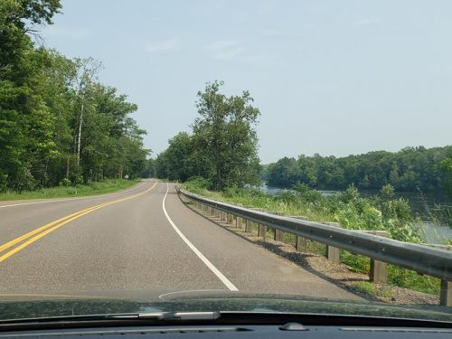 Highway 178 in Chippewa County, Wisconsin