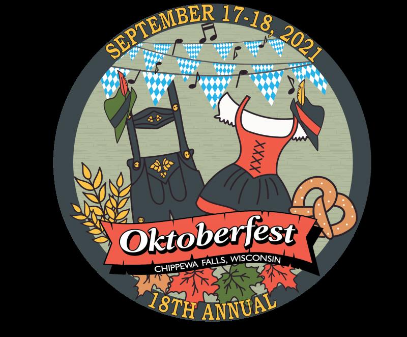 Wisconsin Weekend: Chippewa Falls Oktoberfest, September 17-18, 2021