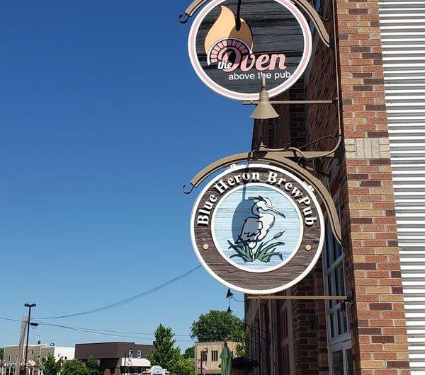 Blue Heron Brewpub & Brewery, Marshfield