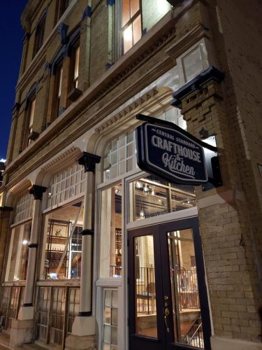 Central Standard Distillery's Crafthouse & Kitchen, Milwaukee, Wisconsin