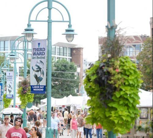 Wisconsin Weekend: Third Ward Art Festival